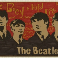 The Beatles Wall Posters 42x30cm
