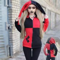 Lil Jester Harley Quinn Joker Hoodie