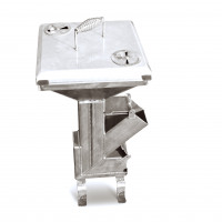 Sunny Home BBQ: Rocket Stove Fully Equipped with Grill Grate and Lid - sunnyhomebbq