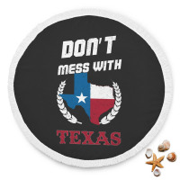 Don't mess with Texas Beach Blanket