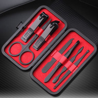 7pcs/set Portable Nail Hygiene Kit