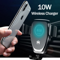 Car Charging Qi Wireless Charger