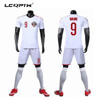 New Kids Adult survetement football jerseys sport kit clothing child Mens soccer set jersey shirts shorts suit DIY custom