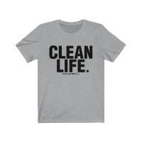 Clean Life - SubstanceForYou.com, T-Shirt - SubstanceForYou.com, SubstanceForYou.com - SubstanceForYou.com