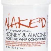 Naked Honey and Almond Moisture Whip Conditioner (R)