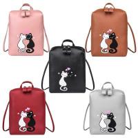 Cute Cat Drawstring Backpack