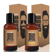 Urban Lumberjack Beard Oil - Two Pack