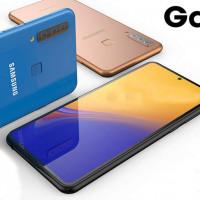 "New Unlocked Samsung Galaxy A8s SM-G8870 LTE Mobile Phone 6.4"" 6GB RAM 128GB ROM Snapdragon 710 Rear Camera 24.0MP+5.0MP+10.0MP NFC Phone - Troniqs Plus"
