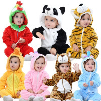 THOUGHTFUL BABY Infant New Born Animal Jumpsuit