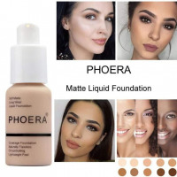 Phoera Perfect Beauty Matte Liquid Cream Foundation - store-99999