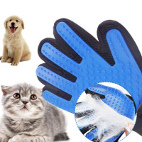 Silicone Dog & Cat Hair Removal Soft Glove - bodyminds